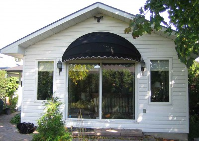 basket awning duchess