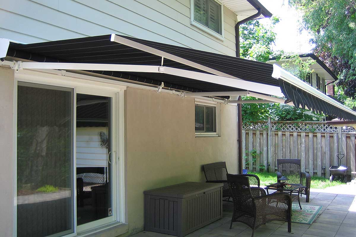 Royal Marcesa. Patio Awning. Retractable Awning