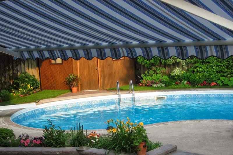 patio awning photo