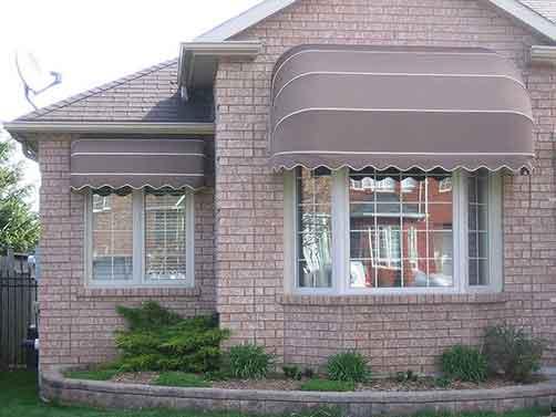 window awning photo
