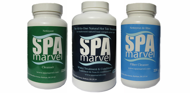 spa marvel chemicals